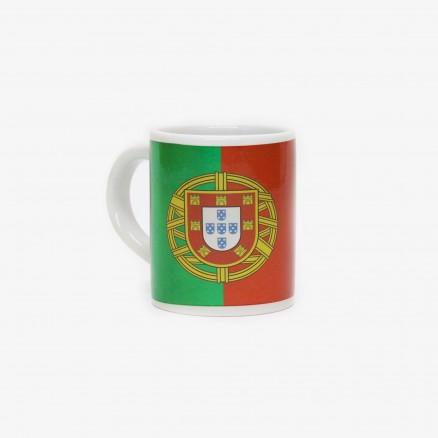 Caneca Mini Força Portugal