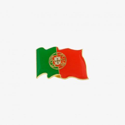 Força Portugal Pin