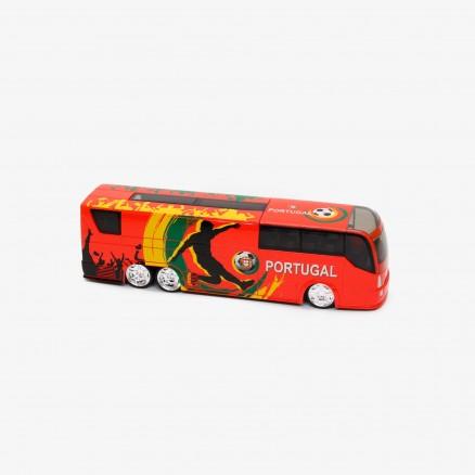 Autocarro Miniatura Força Portugal