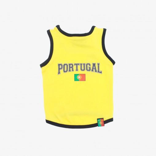 Roupa Cão Força Portugal