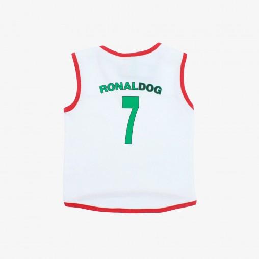 Roupa Cão 7 Força Portugal