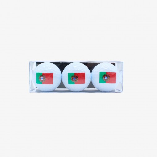 Força Portugal Golf Balls Set