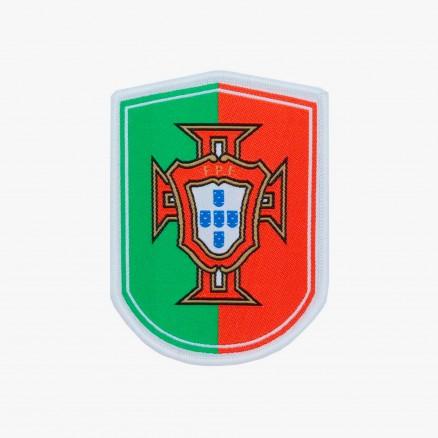 Autocollant Emblème Brodé FPF Portugal