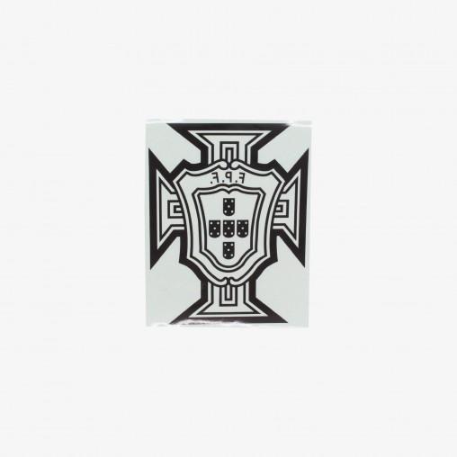 Autocolante Emblema FPF efeito espelho