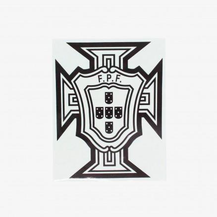 FPF Portugal Logo Sticker - Mirror Efect