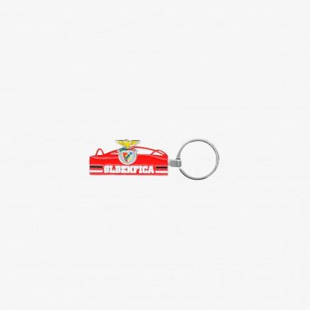 SL Benfica Keychain