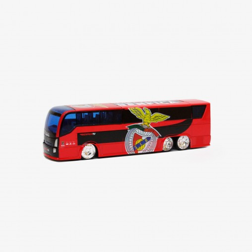 SL Benfica Miniature Bus
