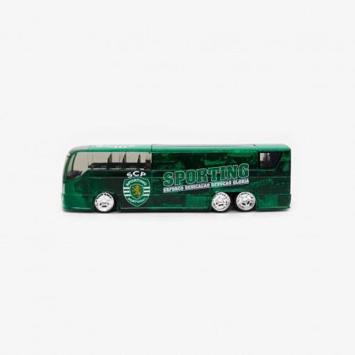 Autocarro Miniatura Sporting CP
