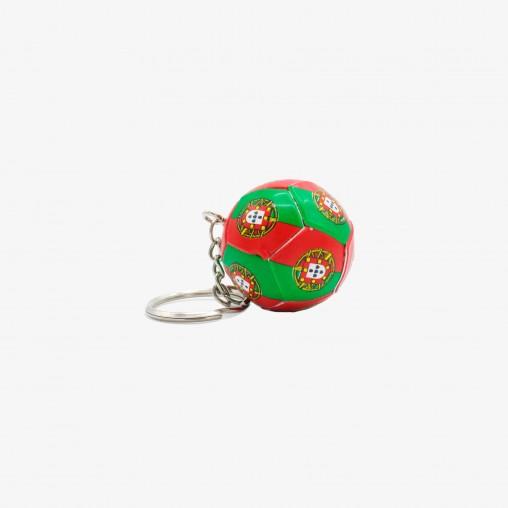 Força Portugal Ball Keychain