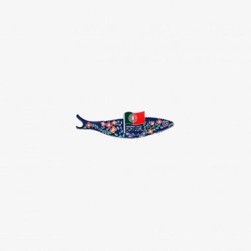 Força Portugal Sardine Magnet