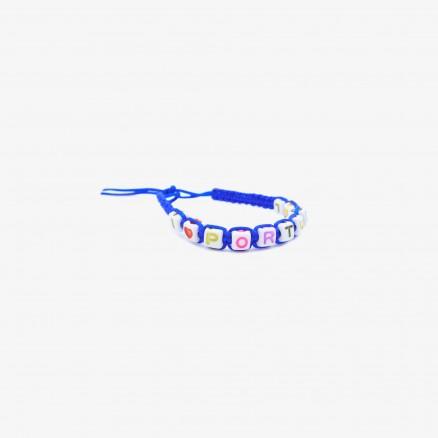 Bracelet Força Portugal Coloré