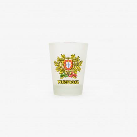 Força Portugal Shot Glass