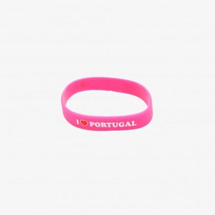 "Bracelet Força Portugal ""I LOVE PT"""