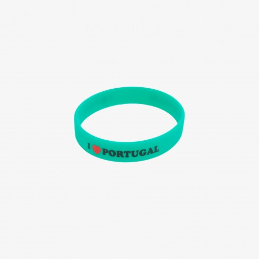"Força Portugal ""I LOVE PT"" Bracelet"