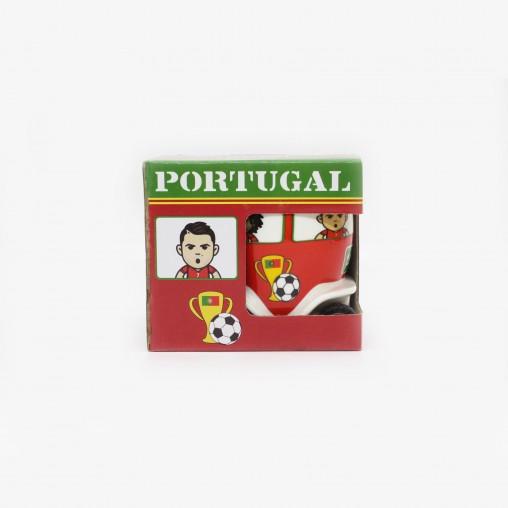 Caneca Força Portugal com Rodas