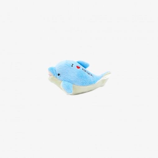 Força Portugal Dolphin Soft Toy