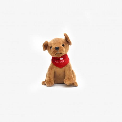 Força Portugal Dog Soft Toy