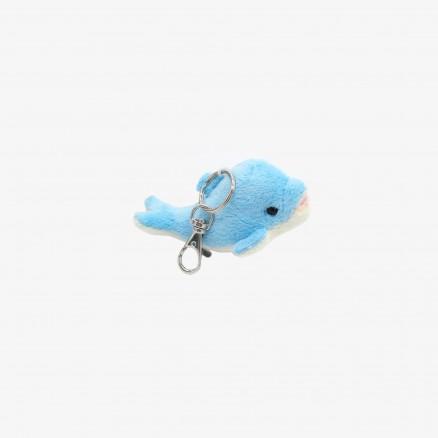 Força Portugal Dolphin Keychain