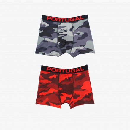 Força Portugal Boxers (pack of 2)