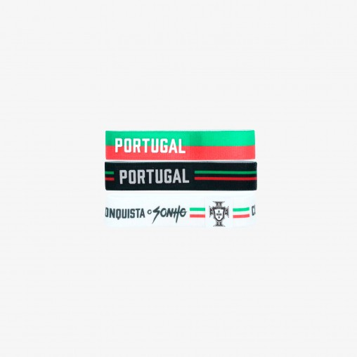 FPF Portugal Wristband (Pack of 3)