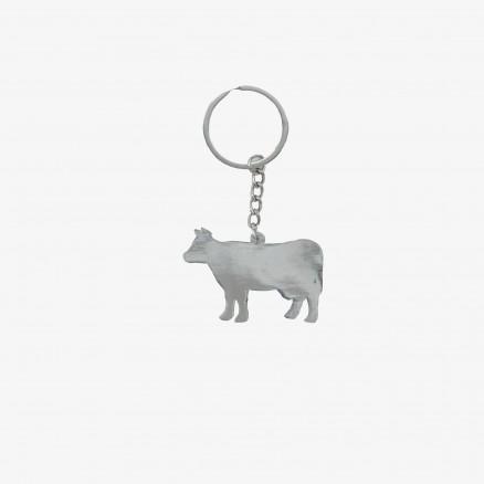 Porta-Chaves Força Portugal Vaca