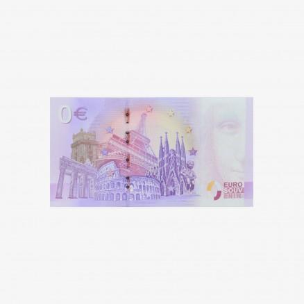 Billet de Banque Sporting CP