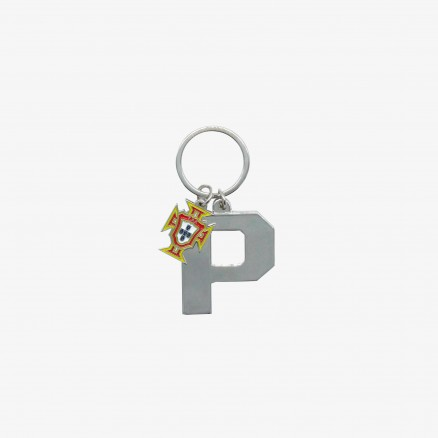 FPF Portugal Letters Keychain