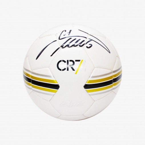 CR7 Museum signed Ball