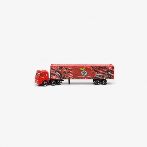 SL Benfica Miniature Truck