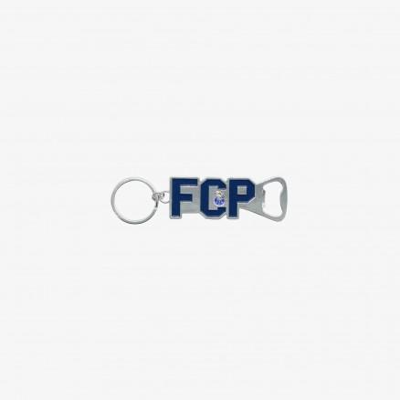FC Porto Bottle Opener Keychain