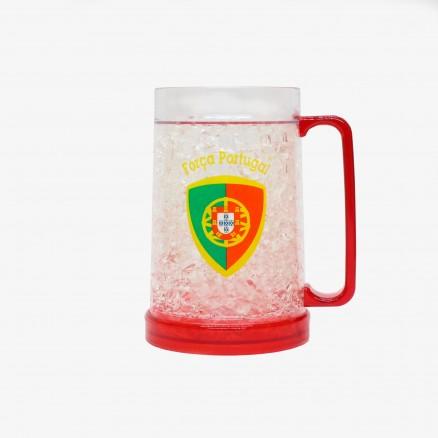 Força Portugal Freezer Mug