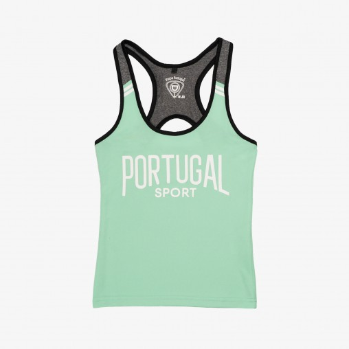 Força Portugal Sport Tank Top JR (Girl)