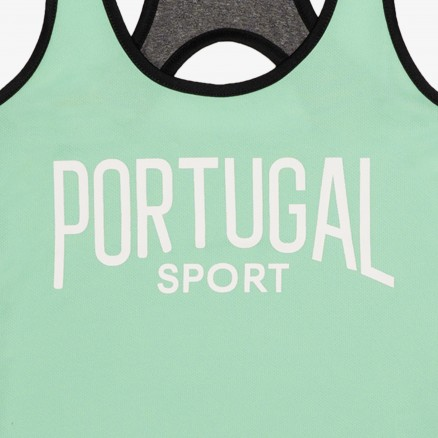 Singlet Força Portugal Sport JR (Fille)