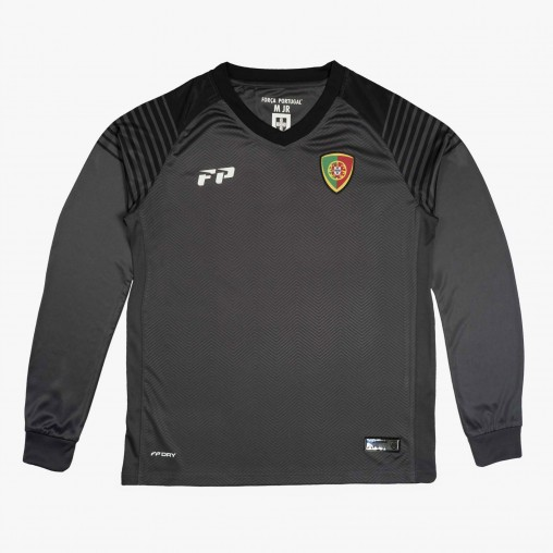 Força Portugal Goalkeeper Shirt JR