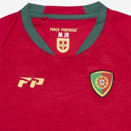 Maillot Sans Manches Força Portugal Game JR