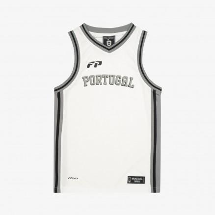 Maillot de Basketball Força Portugal JR