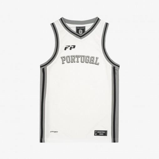 Força Portugal Basketball Jersey JR