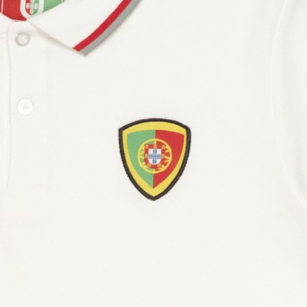 Polo Força Portugal Classic JR