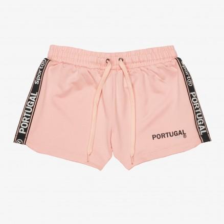 Shorts Força Portugal Fitness Tape (JR - Fille)