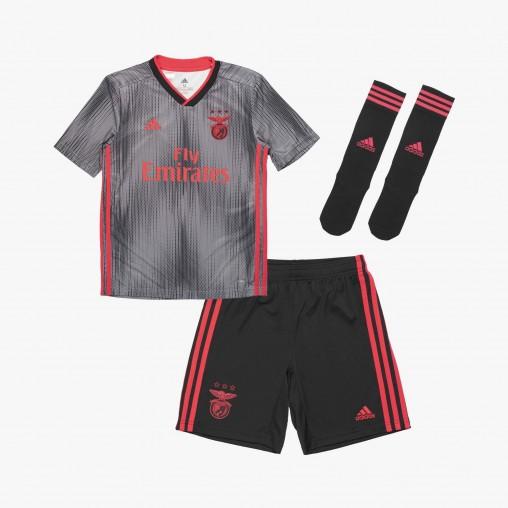 Kit SL Benfica JR 2019/20 - Extérieur