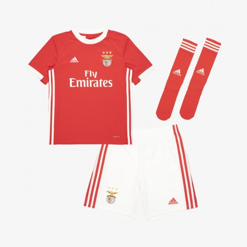 SL Benfica 2019/20 Youth Kit - Home