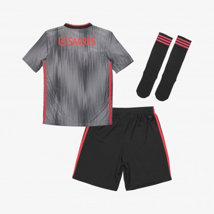 SL Benfica 2019/20 Youth Kit - Away