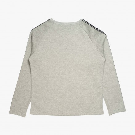 Força Portugal Tape Sweatshirt Round Collar  JR