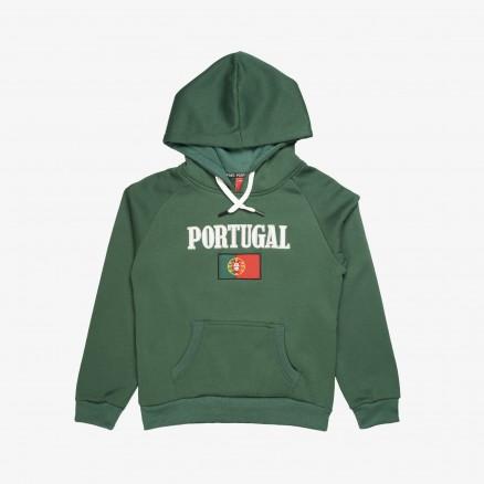 Força Portugal Flag Hoodie JR