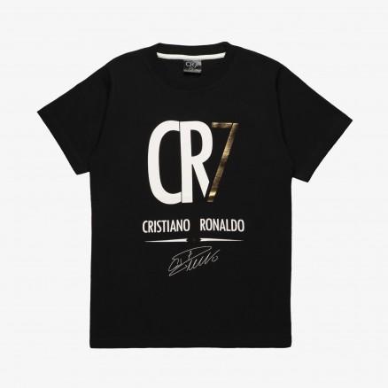 T-Shirt CR7 Musée JR