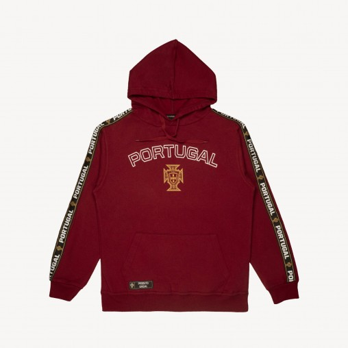 FPF Portugal Full Zip Hoodie JR