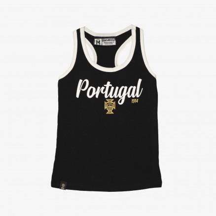 Singlet FPF Portugal Cruz JR