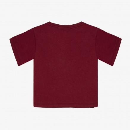 T-shirt Curto FPF Portugal Cruz JR