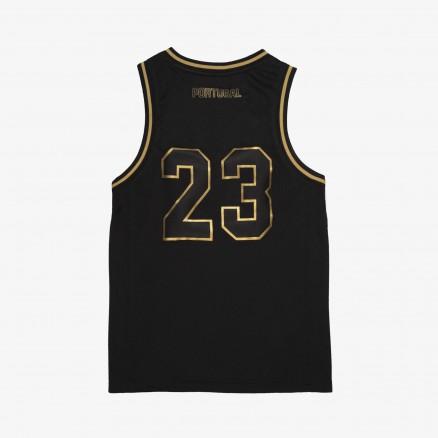 """Maillot de Basketball Força Portugal """"23"""" JR"""