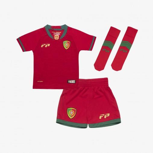 Força Portugal Football Game Baby Kit